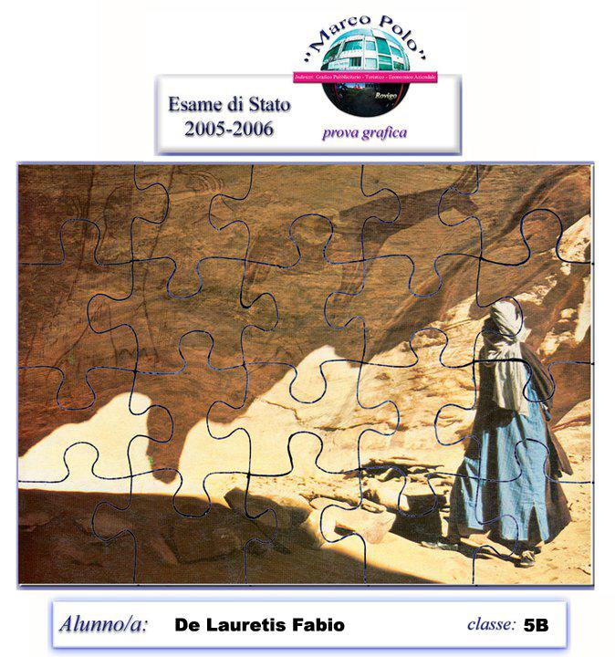 Biografia di De Lauretis Fabio